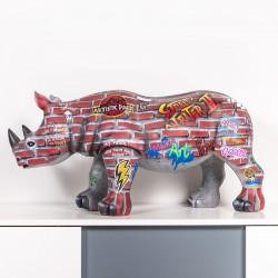 Brick'rhino By Crizio
