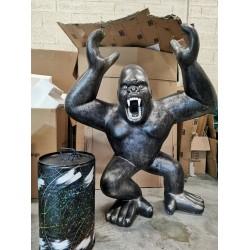 Gorille tonneau